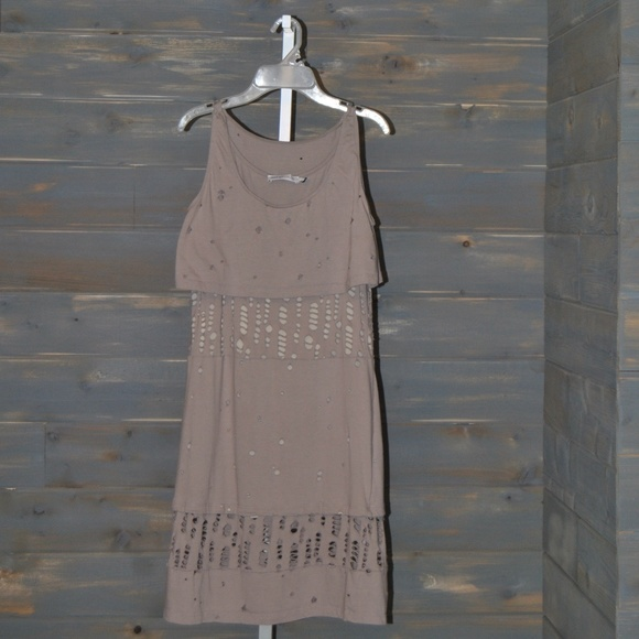 See By Chloe Dresses & Skirts - See by Chloe Distressed Dress, Size 8